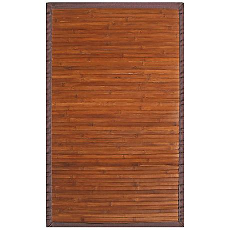 Foothill Collection Chocolate Area Rug