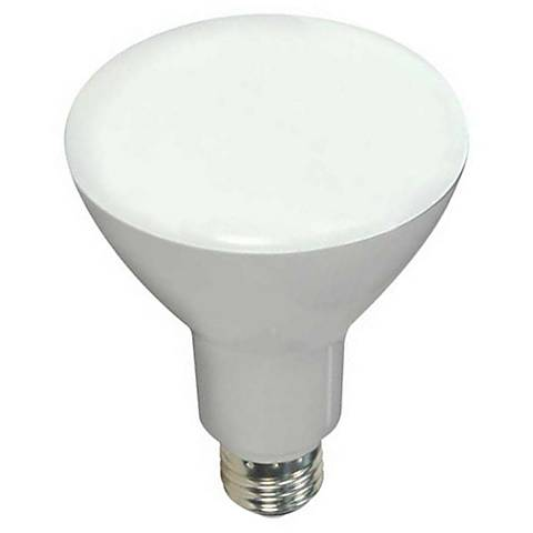 Satco 9.5 Watt E26 Frosted Dimmable LED Light Bulb
