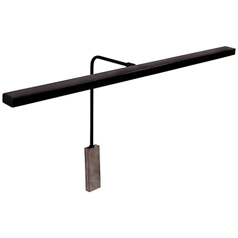 "House of Troy Horizon 26""W Rubbed Bronze LED Picture Light"