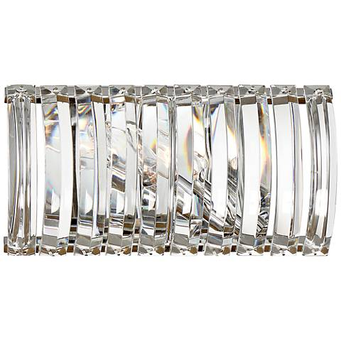 """Allure 5"""" High Chrome Wall Sconce"""