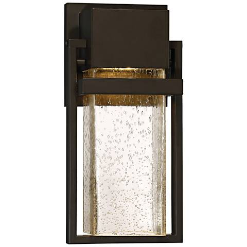 """Fairbanks 12"""" High Rustique LED Outdoor Wall Light"""