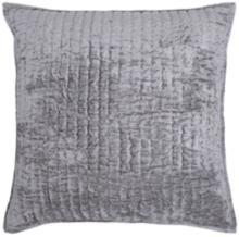 "Maison Gray 20"" Square Decorative Pillow"