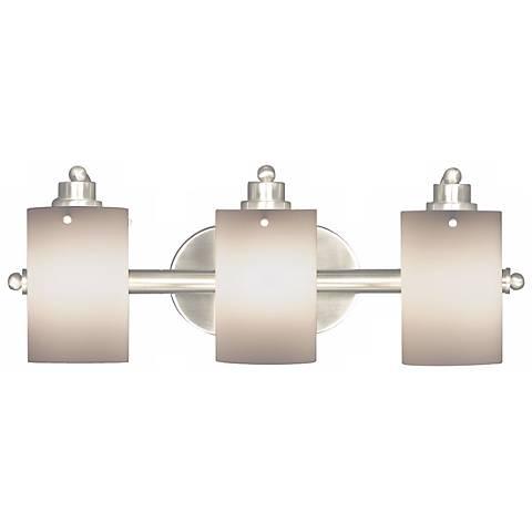 "Adano Collection 21"" Wide Three Light Bathroom Fixture"