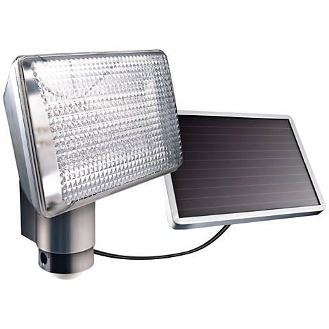 Aluminum 80 LED Solar Motion Security Light