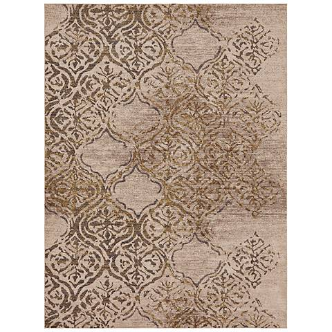 Oriental Weavers Emerson 2820a Floral Area Rug X4947