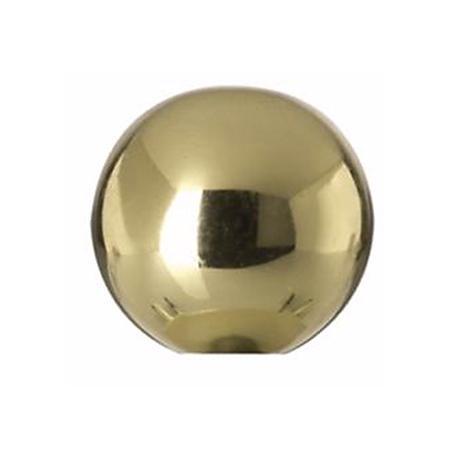 Brass Ball Lamp Shade Finial