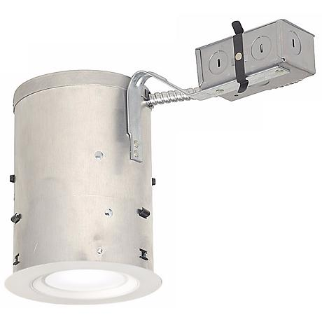 """5"""" IC Rated Remodel 11 Watt LED Complete Recessed Kit"""