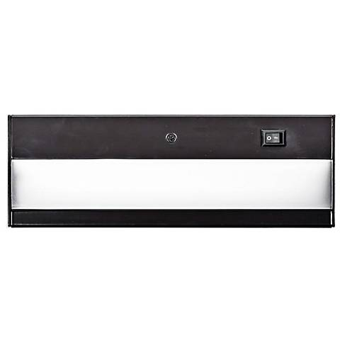 "WAC LEDme® Pro 8"" Wide Bronze AC-LED Under Cabinet Light"