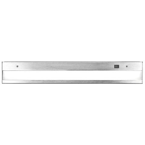 "WAC LEDme® Pro 18"" Wide Aluminum AC-LED Under Cabinet Light"