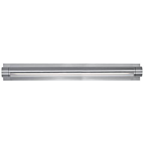 "ET2 Alumilux AL 36"" Wide Satin Aluminum LED Bath Light"