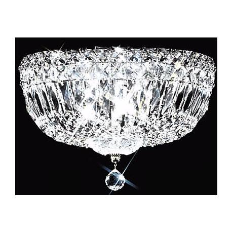 "Prestige Collection 12"" Wide Ceiling Light Fixture"