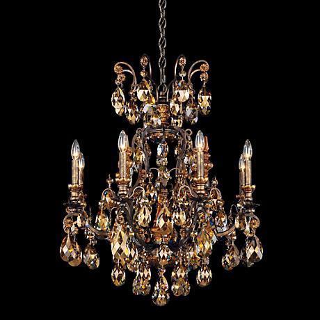 "Schonbek Renaissance Collection 26 1/2"" Crystal Chandelier"
