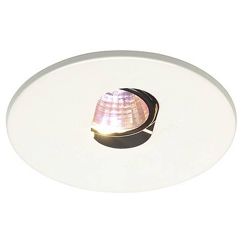 "Juno 4"" Low Voltage Slot Aperture Recessed Light Trim"