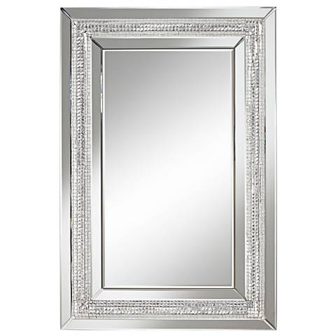 "Victoria 23 1/2"" x 35 1/2"" Rectangular Wall Mirror"