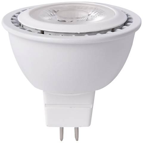 50 Watt Equivalent Tesler 7 Watt LED Dimmable MR16 Bulb