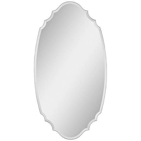 "Tristan Glass 29"" x 55"" Vertical Wall Mirror"