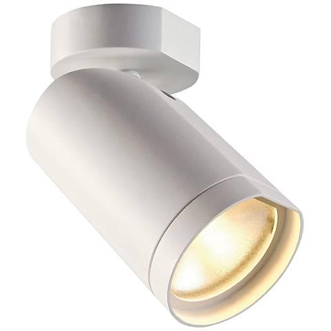 """Bilas Spot 10"""" Wide White LED Ceiling Light"""