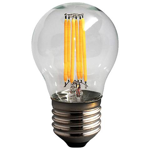 40W Equivalent Clear 4W LED Dimmable Standard G16 Filament