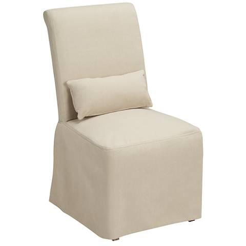 Naomi Peyton Sahara Armless Dining Chair