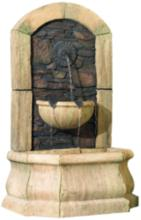 "Tuscan Village 50"" High Faux Slate Floor Fountain"