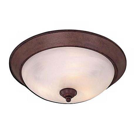 "Antique Bronze 15"" Wide ENERGY STAR® Ceiling Light"