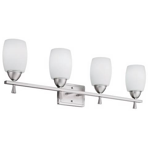 Ferros Collection ENERGY STAR® Nickel Bathroom Fixture