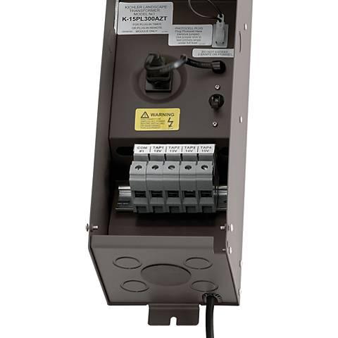 Kichler Plus Series 300-Watt Bronze Transformer