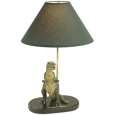 T-Rex Dinosaur Table Lamp