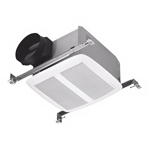 Nutone White Energy Star 6 Ducting Bathroom Exhaust Fan 28690 Lamps Plus
