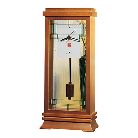 "Bulova Renata 13"" High Mantel Clock"