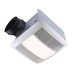 Nutone Energy Star 6 Ducting Light And Bathroom Exhaust Fan
