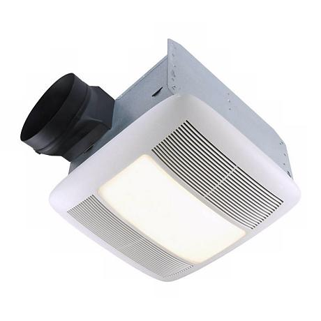 Nutone Energy Star 6 Ducting Light And Bathroom Exhaust Fan 28778 Lamps Plus