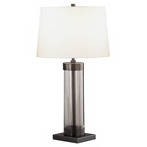 Robert Abbey Andre Glass Table Lamp