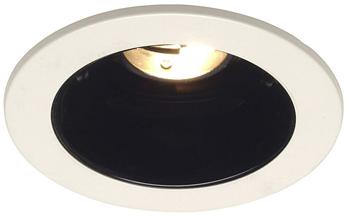 Juno 4  Low Voltage Black Alzak Recessed Light Trim  sc 1 st  L&s Plus & Juno 4