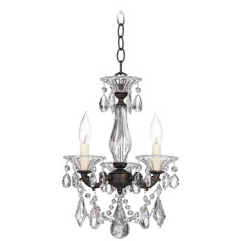 Schonbek La Scala Collection 15 1 2 Quot Crystal Ceiling Light