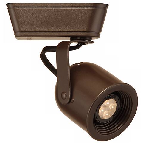WAC 808 LED Bronze Low Volt Track Head for Lightolier Tracks