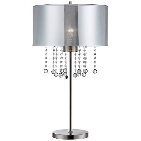 Riviera Table Lamp by Lite Source