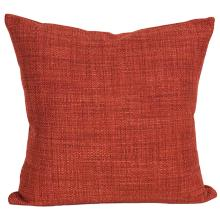 "Howard Elliott 20"" Square Coco Coral Throw Pillow"