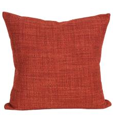 """Howard Elliott 20"""" Square Coco Coral Throw Pillow"""
