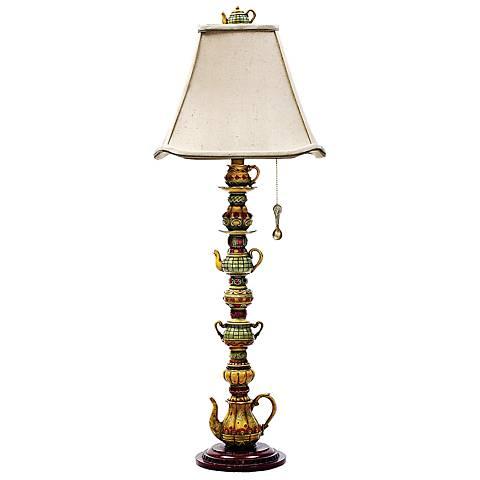 Tea Service Burwell Table Lamp