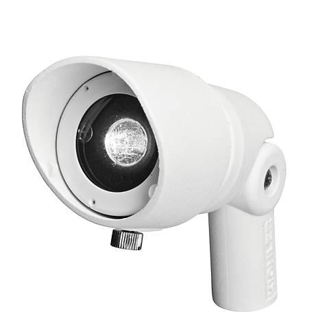 Radiax 2700K 35-Degree 4-Watt LED White Flood Light