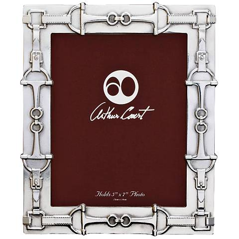 Arthur Court Horse - Equestrian 5x7 Picture Frame
