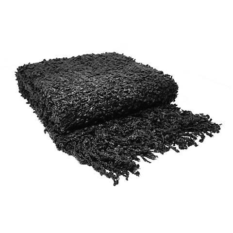 Confetti Cool Grey Throw Blanket