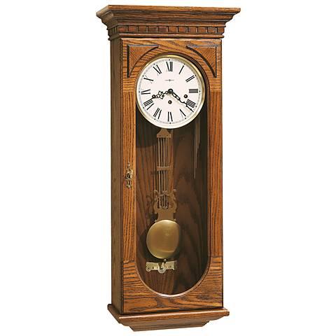 "Howard Miller Westmont 35 1/4"" High Wall Clock"