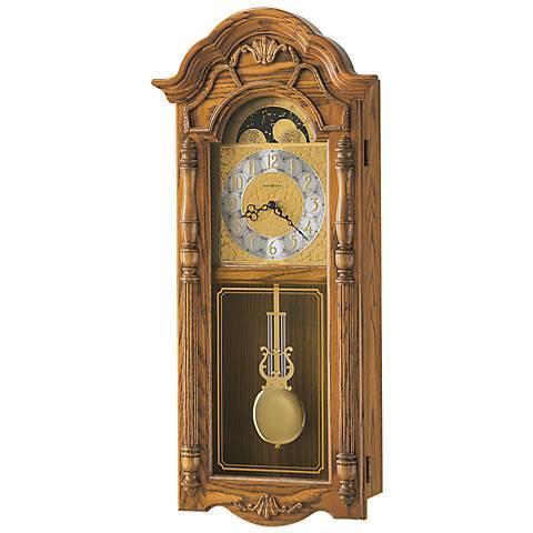 "Howard Miller Rothwell 30 1/2"" High Wall Clock"