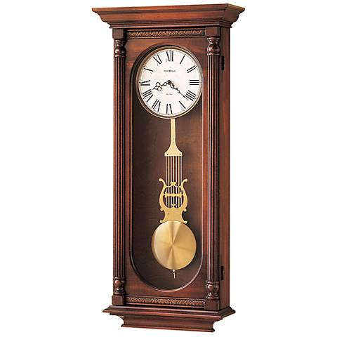 "Howard Miller Helmsley 35 1/4"" High Wall Clock"