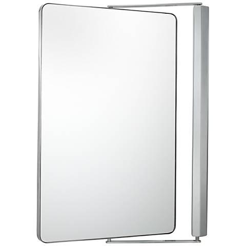 Aptations Metro Chrome Pivot Mirror
