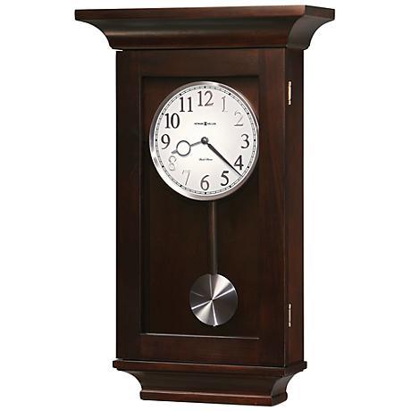 "Howard Miller Gerrit 26"" High Wall Clock"