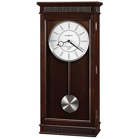 "Howard Miller Kristyn 25 1/4"" High Wall Clock"