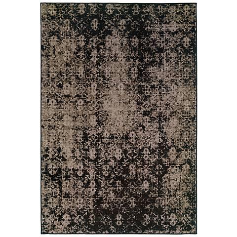 Oriental Weavers Revival 216E Gray Area Rug